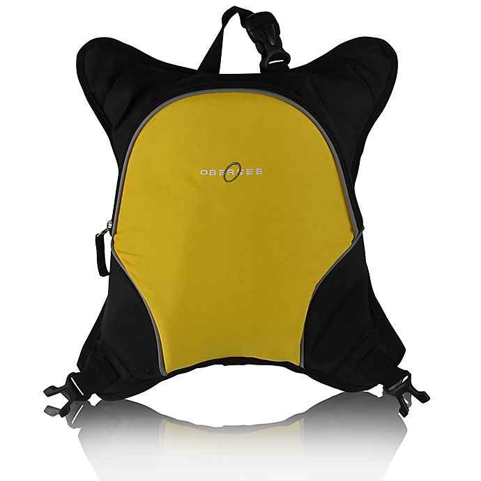 Alternate image 1 for Obersee Baby Bottle Cooler Attachment in Yellow