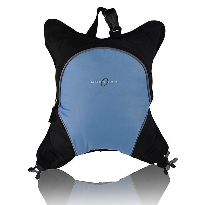 Alternate image 1 for Obersee Baby Bottle Cooler Attachment in Cloud
