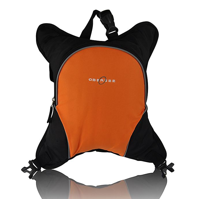 Alternate image 1 for Obersee Baby Bottle Cooler Attachment in Orange