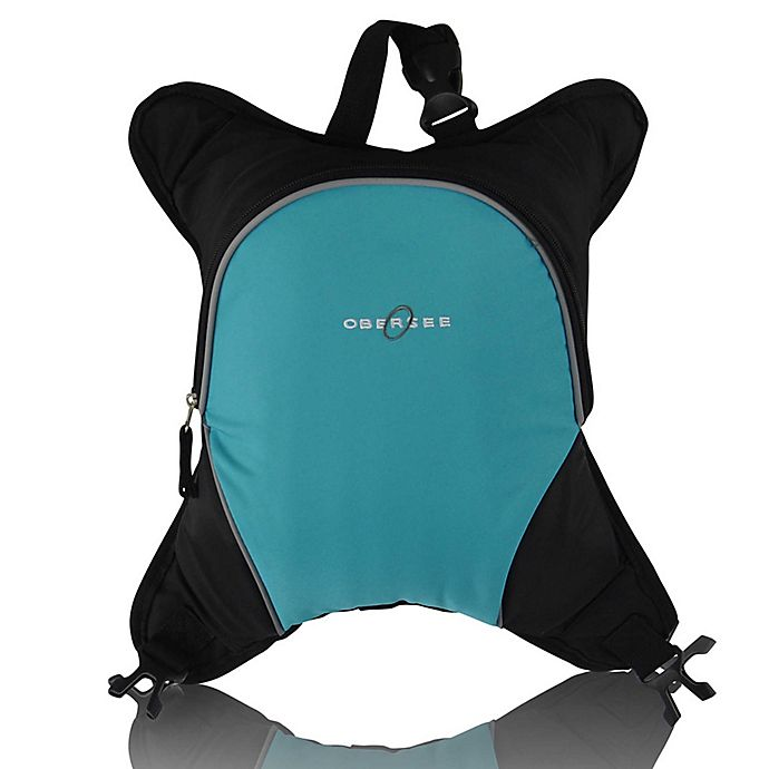 Alternate image 1 for Obersee Baby Bottle Cooler Attachment in Turquoise