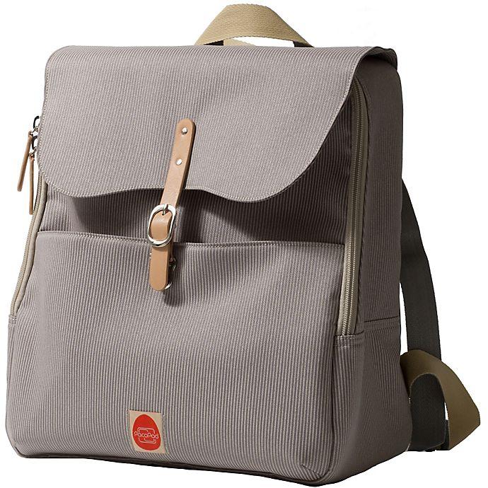 Alternate image 1 for PacaPod Hastings Diaper Bag in Brown