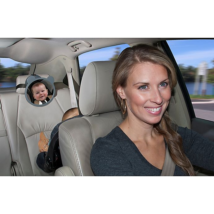 Alternate image 1 for Jolly Jumper® Eyes on Baby Driver's Mirror