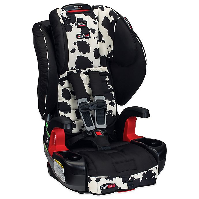 Alternate image 1 for BRITAX Frontier (G1.1) ClickTight Harness-2-Booster Seat in Cowmooflage
