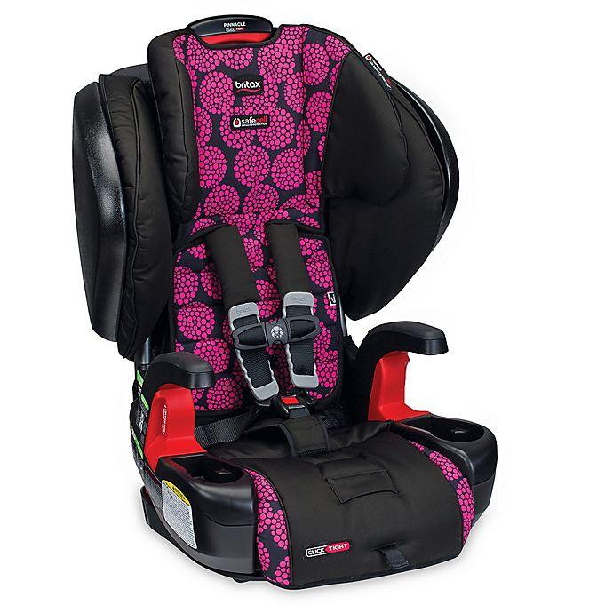 Britax Pinnacle G1 1 Clicktight Harness 2 Booster Seat