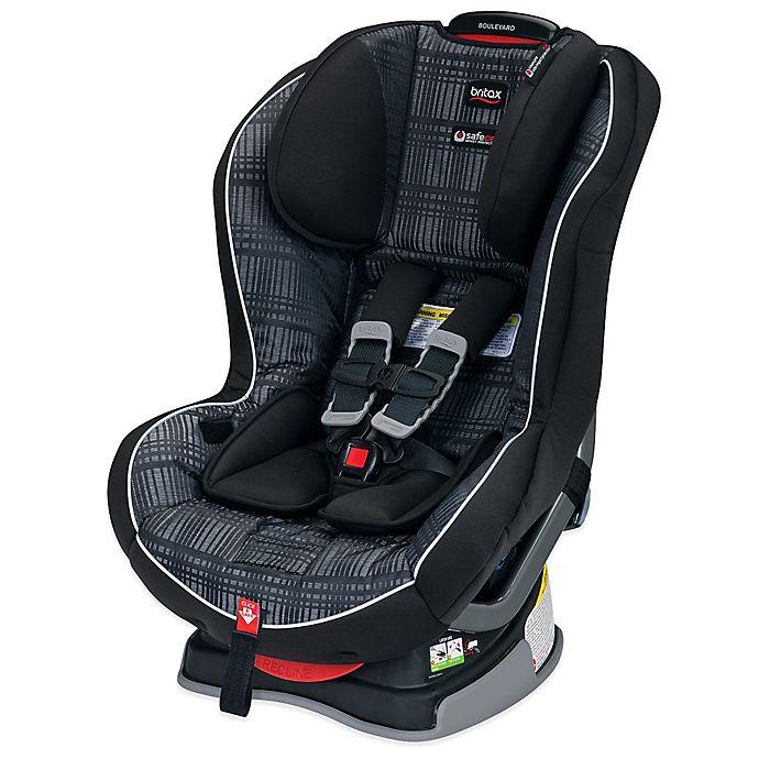 Alternate image 1 for BRITAX Boulevard® XE Series (G4.1) Convertible Car Seat in Domino