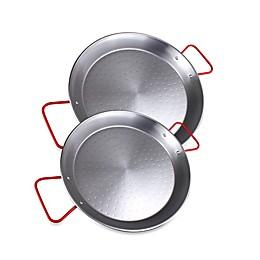 Magefesa® Carbon Steel Paella Pan