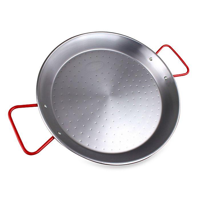 Alternate image 1 for Magefesa® 12-Inch Carbon Steel Paella Pan