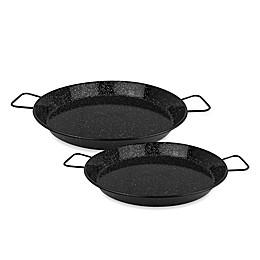 Magefesa® Enameled Steel Paella Pan