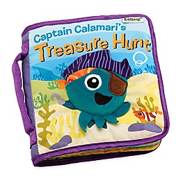 "Lamaze® ""Captain Calamari's Treasure Hunt"" Soft Book"