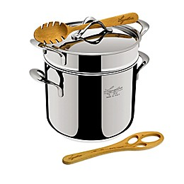 Lagostina Pastaiola 6 qt. Pasta Pot Set