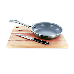 Zwilling J.A. Henckels Pro 5-Inch Utility Knife and Spirit 8-Inch Fry Pan Set