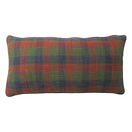 Donna Sharp Campfire Square Rectangle Throw Pillow