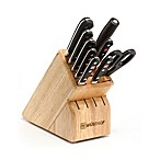 Wusthof® Classic 10-Piece Promo Wood Knife Block Set