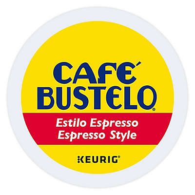 Keurig® K-Cup® Pack 18-Count Café Bustelo® Espresso Style Coffee