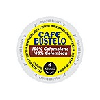 Keurig® K-Cup® Pack 18-Count Café Bustelo® 100% Colombian Coffee