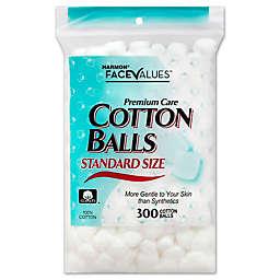 Harmon® Face Values™ 300-Count Standard Size Cotton Balls