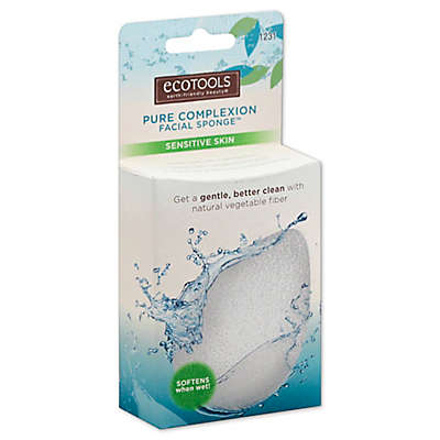 Ecotools® Pure Complexion Facial Sponge for Sensitive Skin