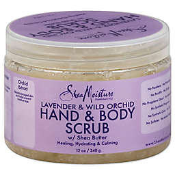 SheaMoisture® 12 oz. Hand and Body Scrub in Lavender and Wild Orchid