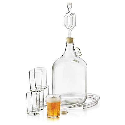 Libbey Glass 12-Piece Perfect Hard Cider Brew Kit
