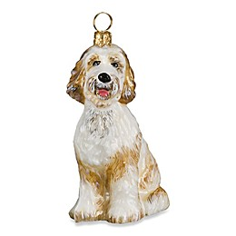 Pet Set Joy to the World Collectibles Golden Doodle Christmas Ornament