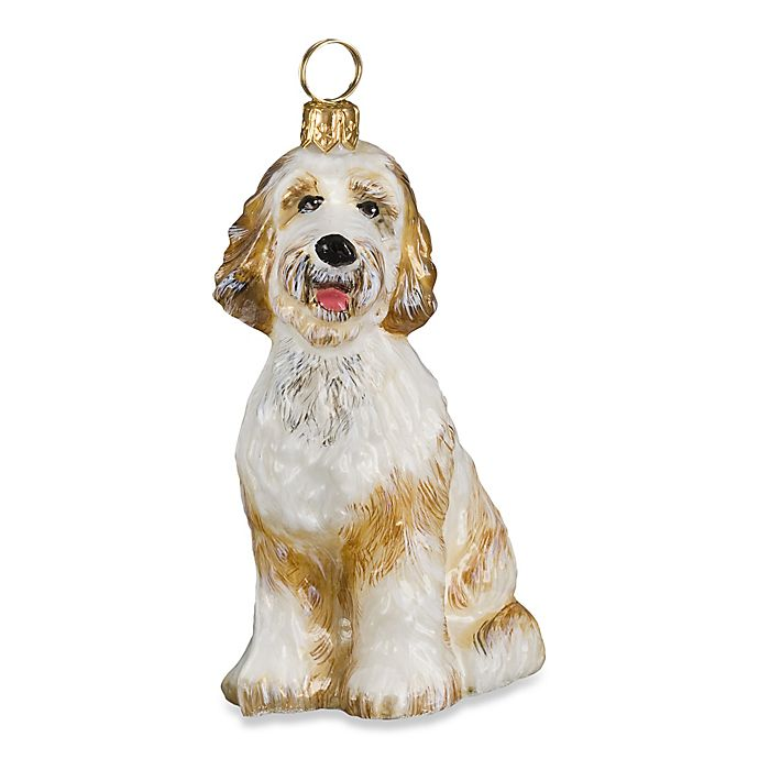 Pet Set Joy To The World Collectibles Golden Doodle