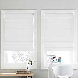 Real Simple® Cordless Roman Cellular 36-Inch x 72-Inch  Shade in White