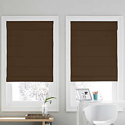 Real Simple® Cordless Roman Cellular 28-Inch x 72-Inch  Shade in Chocolate
