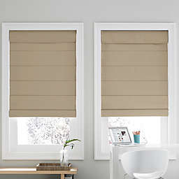 Real Simple® Cordless Roman Cellular 68-Inch x 72-Inch  Shade in Khaki