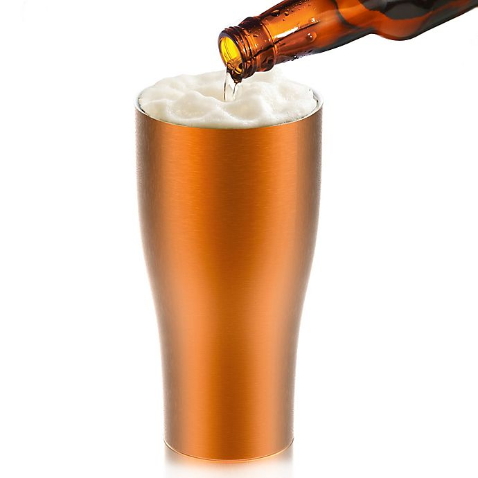 Alternate image 1 for Imperial Insulated Pilsner in Orange