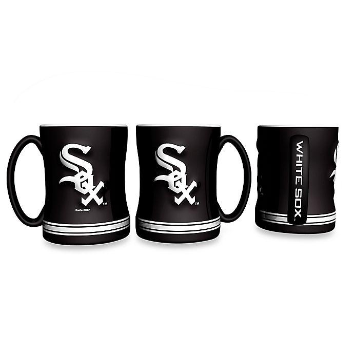 Alternate image 1 for MLB Chicago White Sox Sculpted Relief Mug