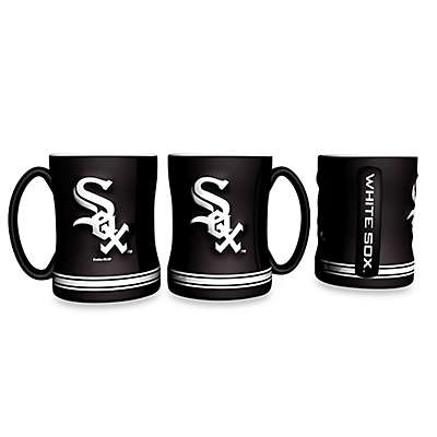 MLB Chicago White Sox Sculpted Relief Mug