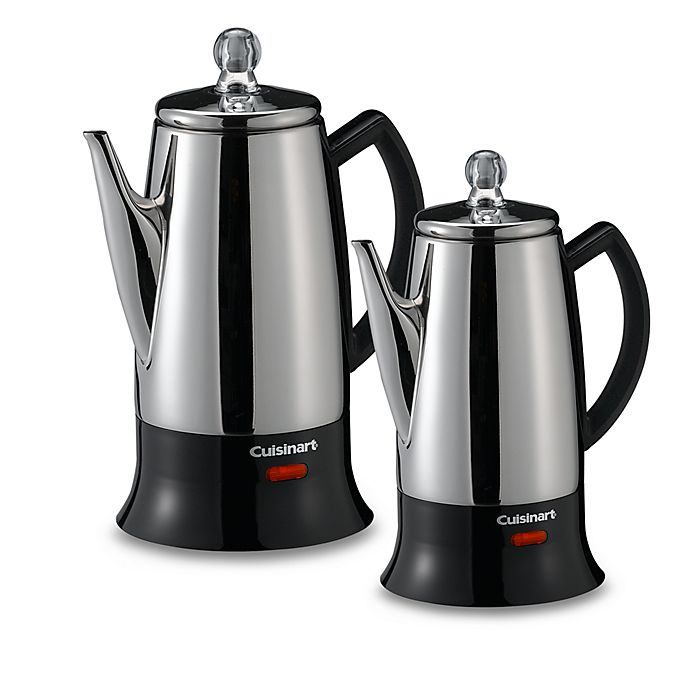 Alternate image 1 for Cuisinart® Classic 12-Cup Electric Coffee Percolator