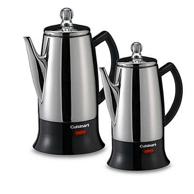 Cuisinart® Classic 12-Cup Electric Coffee Percolator
