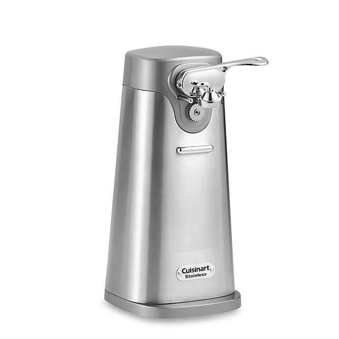 Alternate image 1 for Cuisinart® Deluxe Stainless Steel Electric Can Opener