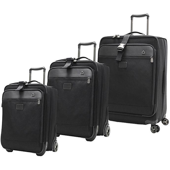 bd3de4e8695b Andiamo® Avanti Luggage Collection in Black | Bed Bath & Beyond