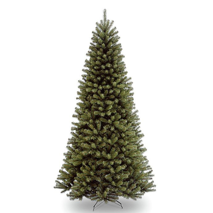 Alternate image 1 for National Tree Company North Valley Spruce Christmas Tree