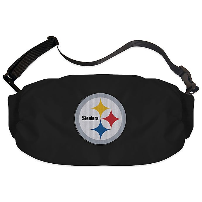 Alternate image 1 for NFL Pittsburgh Steelers Handwarmer