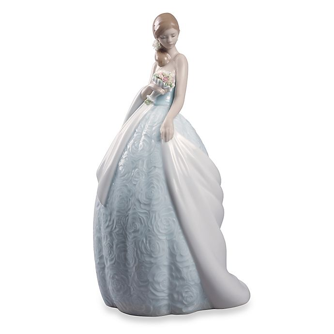 Alternate image 1 for Lladro Her Special Day Figurine