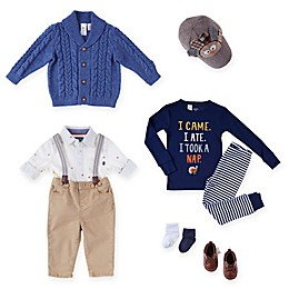 Boy's Tiny Turkey Style Collection