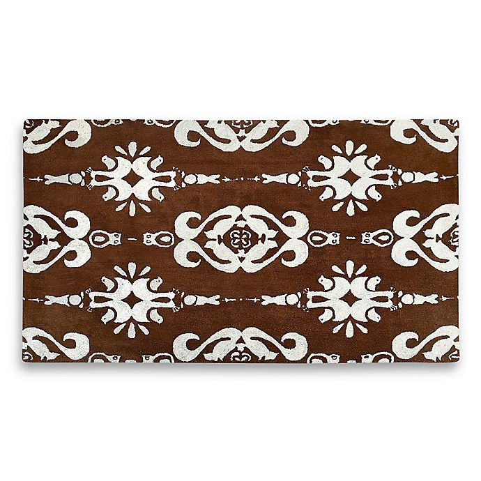Alternate image 1 for Momeni 'Lil Mo Classic Toys Area Rug in Baby Blue