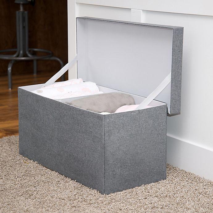 Alternate image 1 for JJ Cole® Storage Bench