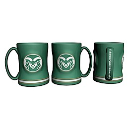 Colorado State University Relief Mug