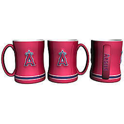 MLB Los Angeles Angels Sculpted Relief Mug