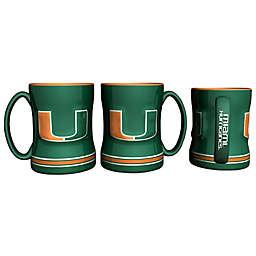 University of Miami Relief Mug