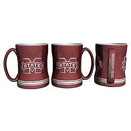 Mississippi State University Relief Mug