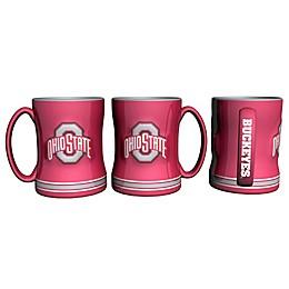 Ohio State University Relief Mug