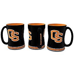 Oregon State University Relief Mug