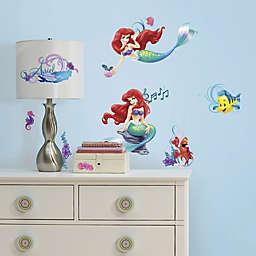 RoomMates Little Mermaid Peel & Stick Wall Decals