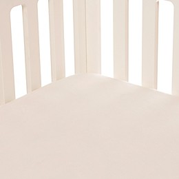 Glenna Jean Florence Softee Fitted Crib Sheet in Cream