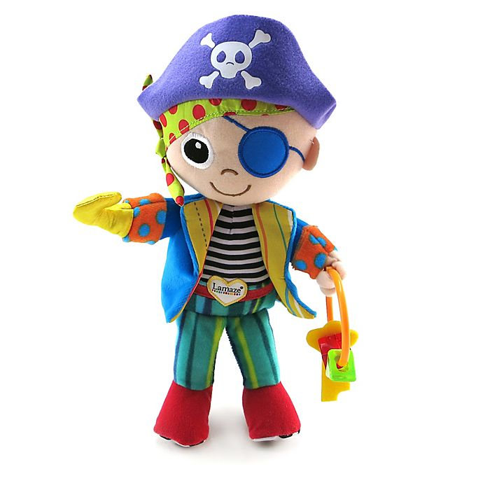 Alternate image 1 for Lamaze® Yo Ho Horace the Pirate